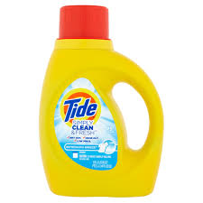How Much He Detergent To Use Tide Free And Gentle Liquid Laundry Detergent 64 Loads 100 Fl Oz