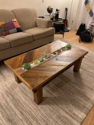 Planter coffee table Warren Platner My First Woodworking Project Coffee Table With Removable Planter Boxes Reddit My First Woodworking Project Coffee Table With Removable Planter