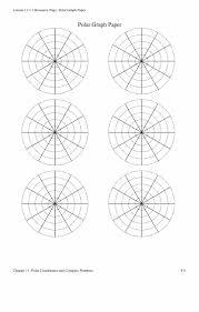 Polar Circle Graph Paper Circle 1138365 Pngtube