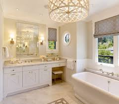 bathroom lighting fixtures photo 15. elegant additions with a latticepatterned shade chandelier bathroom lighting fixtures photo 15 d