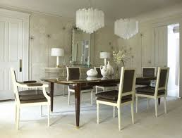 jan showers understated glamour austin dining room