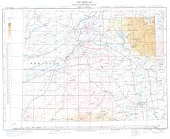 Aeronautical Charts And Maps Survey Of India