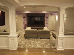 basement finish ideas. Basement Columns Ideas - Finishing And Basemen Remodeling Finish D