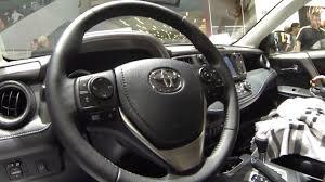 Toyota Rav 4 Mk4 OBD2 Diagnostic Port Location - YouTube