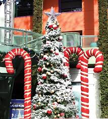 Large Candy Cane Decorations Christmas decor Holidays Sculpture 59