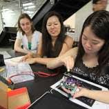 Rice Student Melody Tan examines A Project With Global Health Technology  Students Rohan Shan,