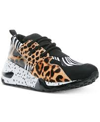 Womens Cliff Sneakers