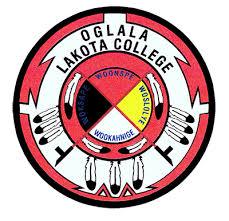 Image result for Oglala Lakota college logo