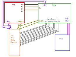 trying to do what can t be done stock amp install dodge here is what i am trying to do in a basic graphic