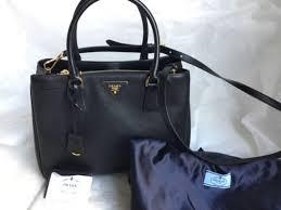 order brand new prada saffiano small lux black leather tote retail 2350 00 5c4b1 14fe3
