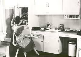 Kleine Geschichte der modernen Küche AMK Arbeitsgemeinschaft