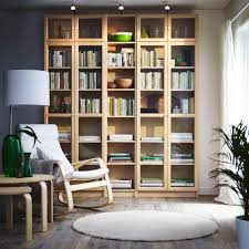 ikea bookcase lighting. Styles Ikea Bookcase Lighting Wooden Crates Furniture Office Kids 37 Awesome IKEA Billy Bookcases Ideas G