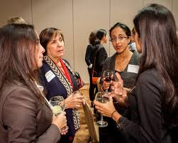 photo gallery powerful austin women networking reception texas texas mba students at powerful austin women networking event