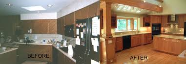 Ranch Kitchen Remodel Affordable Architecture For Everyone 70s Ranch Before After