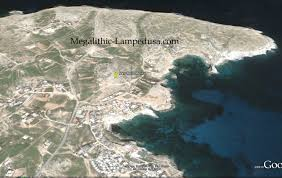 Megalithic Lampedusa Menhirs Of Lampedusa Site Number One Mare Morto