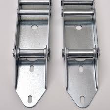 garage door low headroom quick turn brackets pair w rollers