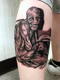 Russian Sleep Experiment Tattoo Can You Believe Somebody Got This