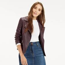 oasis vegan leather jacket