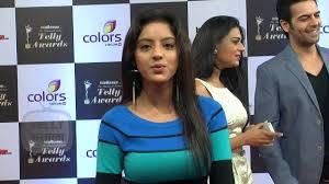 diya aur baati hum sandhya aka deepika singh turns hot at telly awards 2016