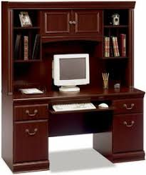 birmingham wood office desks optional hutch credenzas combining birmingham credenza bush birmingham office credenzas computer desks bush desk hutch office
