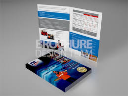 Bi-Fold Brochure Design By Professional Brochure Designers