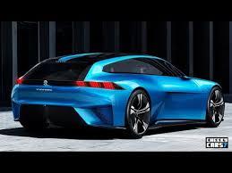2018 peugeot cars. modren cars new peugeot instinct concept 2018 inside peugeot cars 2