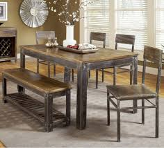 extraordinary rectangular kitchen table and chairs destiny rectangle with bench sets small trends pictures attractive