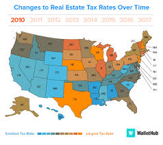 2019s Property Taxes By State