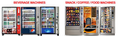 Vending Machine Repair Calgary