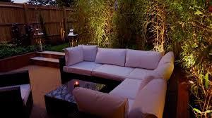 garden lighting ideas. View In Gallery Garden Lounge With Lighting Below Plants Ideas