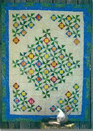 Scrappy Pinwheel Flowers - PDF Quilt Pattern by Cottage Quilt ... & Scrappy Pinwheel Flowers - PDF Quilt Pattern ... Adamdwight.com