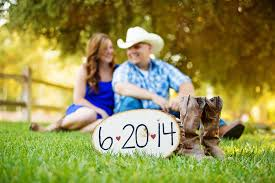 rustic country engagement shoot lindsey anthony wedding colors