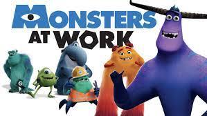 Monsters at Work' Disney+ Series ...