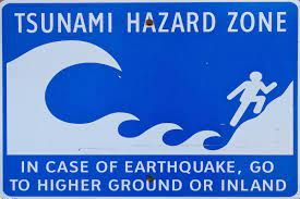 Sirens don't sing in tsunami warning ...