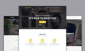 Bootstrap Website Best Bootstrap Html Templates For Business Corporate
