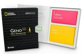 this ancestry kit is a great gift for the grandpas who have everything