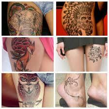 самые красивые женские татуировки фото значение
