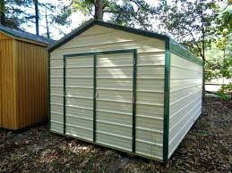 mike on twitter custom shed with corrugated metal siding and roofing