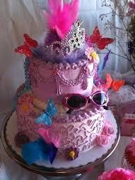 Fancy Nancy Birthday Party Ideas Fancy Cake By W Fancy Birthday