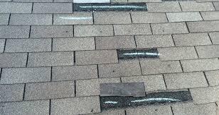 architectural shingles vs 3 tab. Storm Damaged 3 Tab Shingles In Cincinnati Architectural Vs H