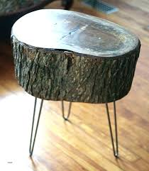log side table side tables log side table log side table full size of furniture tree log coffee log side table au
