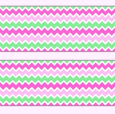 pink wall borders pink mint green chevron wallpaper border wall decals girl nursery bedroom kids room pink wall borders