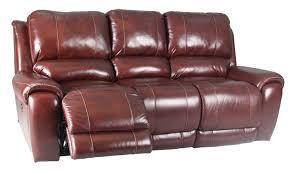titan dark burdy leather power dual reclining sofa by parker house mtit 832p db