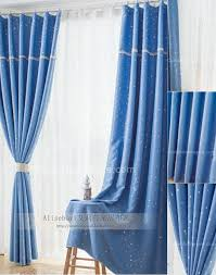 Light Blue Bedroom Curtains Custom Made Curtains Simple Living Room Dining Or Bedroom Light