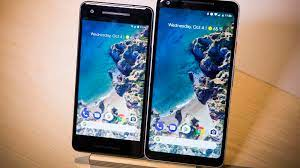 Live wallpapers of the Google Pixel 2 ...