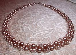 Free Beading Patterns To Download Stunning Download Free Pattern For Beaded Necklace Cacao Beads Magic