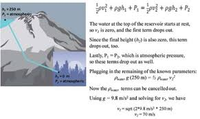 bernoulli 39 s equation units. bernoullis principle lesson wwwteachengineeringorg 468x278 bernoulli 39 s equation units