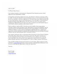Resume Cover Letter Sample For Nurse Practitioner Position Nursing