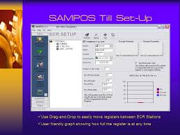 Sampos Sales Analysis And Basic Inventory Control Package For Sam4s