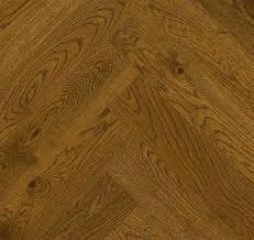 herringbone engineered golden brown oak flooring brushed matt lacquer